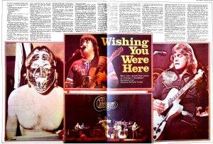 Record Mirror 26 February 1977  Сделал пост у себя в ЖЖ. Там намного больше.