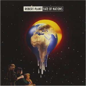 There will be special limited edition vinyl release of RP's album 'Fate Of Nations' as part of Record Store Day on April 13th. The album, which has not been available on vinyl for 20 years, has been newly remastered and will be pressed on 180g vinyl and limited to 6000 copies worldwide.