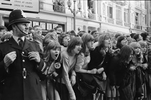 1964.07.10 -  Liverpool. Castle Street