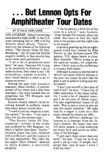 Billboard 25 April 1986