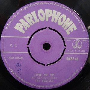 А вы знали что у песни  Битлз LOVE ME DO оказывается были ещё двое СОАВТОРов (MC - Cartney- Lennon)  :):):):) По крайней мере так считали греки .А в Греции как говорится ВСЁ есть.....