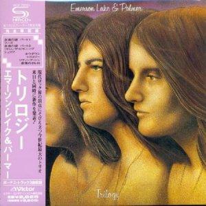 Emerson Lake & Palmer - Trilogy(1972)