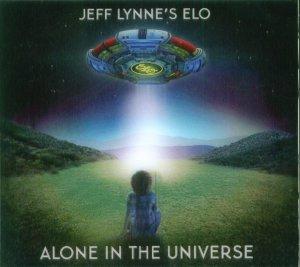 ELO 2015 Alone In The Universe