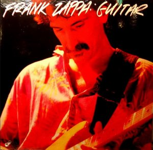 Frank ZAPPA 1988 Guitar