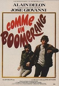 'Как бумеранг' (1976). Криминальная драма, до 'Двоих в городе', конечно, не дотягивает, но цепляет. Отец борется за осужденного сына.
