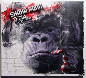 Shaka Ponk  – The White Pixel Ape 2014