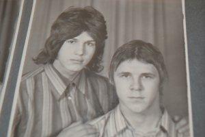 Лев и я. 1974 год.