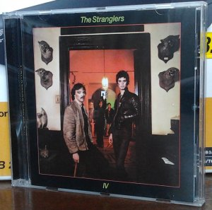 The Stranglers - Stranglers IV (Rattus Norvegicus)  (0190295892586)