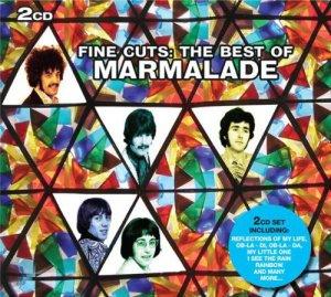 А у The Marmalade есть вот такой прекрасный сборник, держу его и переслушаю. Два диска, на первом 25 вещей из 60х, на втором 20 из 70х.