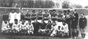 Два поколения Черноморца - 1983 год.