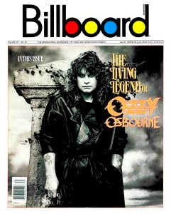 Billboard 29 July 1989