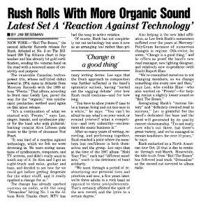Billboard 23 November 1991