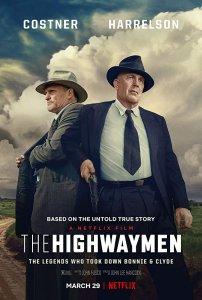 Досматриваю The Highwaymen (В погоне за Бонни и Клайдом).