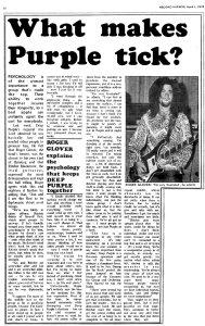 Record Mirror 1 April 1972