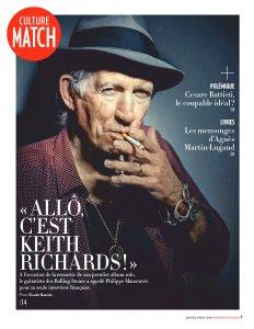 Paris Match 11 April 2019.