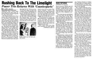 Billboard 30 October 1993