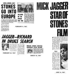 Melody Maker 1967