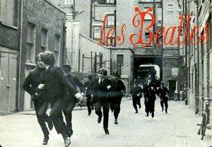 15 апреля 1964: Cъёмки фильма a Hard Day's Night