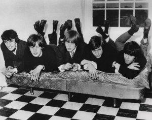 24th April  1964. Продолжение бесконечной фотосессии....