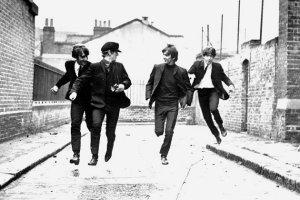 16 апреля 1964 Съёмки фильма:A Hard Day's Night