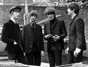 16 апреля 1964 Съёмки фильма: A Hard Day's Night