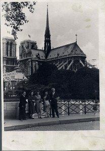 Окно в Париж, 1960.