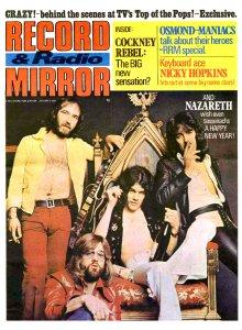 Record Mirror 5 January 1974