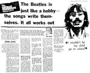 Melody Maker 9 September 1967
