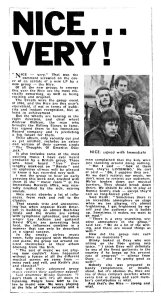 Melody Maker 18 November 1967