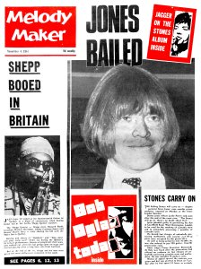 Melody Maker 4 November 1967