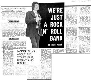 Melody Maker 9 December 1967
