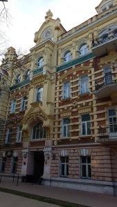 Подлинная жемчужина Одессы - Дом Крыжановского-Аудерского на Маразлиевской