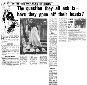 Melody Maker 9 March 1968