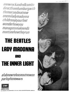 Melody Maker 16 March 1968