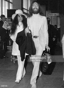25 апреля 1969, Лондон, аэропорт Хитроу.