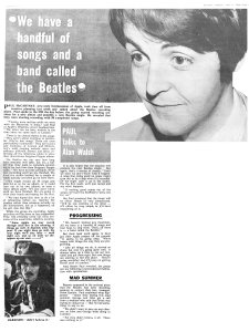 Melody Maker 8 June 1968