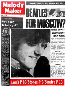 Melody Maker 22 June 1968  Даже так???