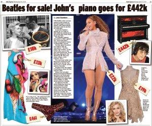 Пианино Леннона в конечном итоге ушло за 442 000 фунтов или 36 мильёнов и девятьсот тыщ в рублёвом эквиваленте.