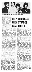 Melody Maker 14 September 1968