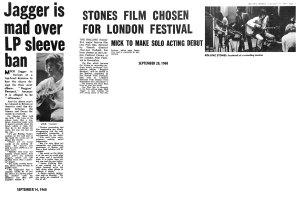 Melody Maker 1968