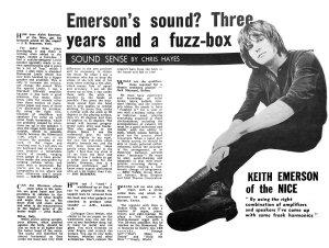 Melody Maker 7 December 1968