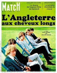 Paris Match 2 April 1966  У меня только обложка