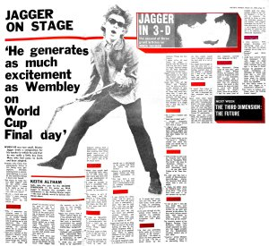 Melody Maker 22 March 1969