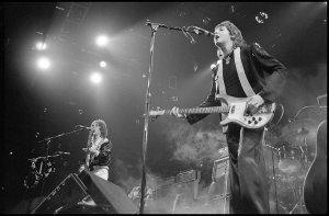 16 мая 1976: второй концерт WINGS в Capitol Centre, Landover (Wings Over America Tour)