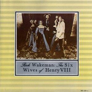 Rick Wakeman - The Six Wives of Henry VIII(1973)