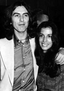 Оливия и Джордж