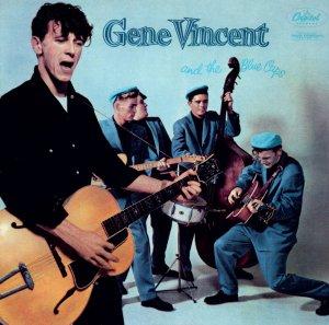 Gene Vincent And The Blue Caps - Gene Vincent & His Blue Cap, Capitol Records, 1957.