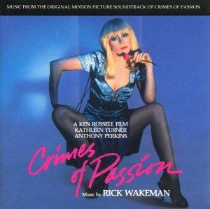 Rick Wakeman - Crimes Of Passion(1984)