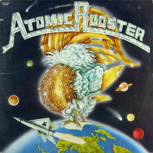 Atomic Rooster – Nice 'n' Greasy