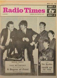 18 мая 1965 Пол участвует в программе Дэвида Фроста A Degree of Frost